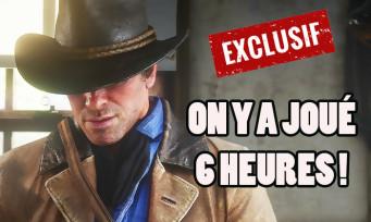 Red Dead Redemption 2 : on a joué aux 6 premières heures, un open world comme on n'en a jamais vu !