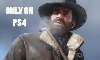 Red Dead Redemption 2 : du contenu exclusif pour la version PS4, détails et images
