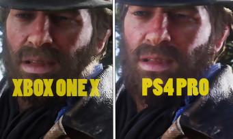 Red Dead Redemption 2 : Digital Foundry a comparé toutes les versions PS4 et Xbox One en vidéo !