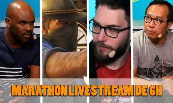 Red Dead Redemption 2 : nos deux livestreams-marathon de 6h enfin disponible en Replay !
