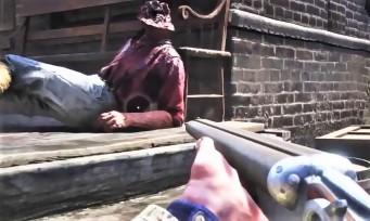 Red Dead Redemption 2 : la physique des ragdoll mise à l'épreuve dans une vidéo bien gore