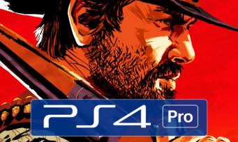 Red Dead Redemption 2 : Rockstar travaille sur un patch pour améliorer le rendu sur PS4 Pro