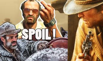 Red Dead Redemption 2 : Steven Ogg, l'acteur qui a joué Trevor dans GTA 5, a aussi un rôle dans le jeu