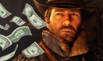 Red Dead Redemption 2 : c'est 17 millions d'exemplaires en 8 jours, autant que le 1er Red Dead en 8 ans