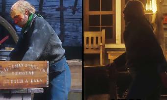 Red Dead Redemption 2 : chaque PNJ a bel et bien son cycle de vie, voici la preuve en vidéo !