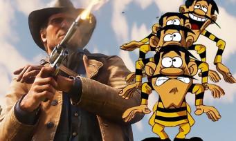 Red Dead Redemption 2 : Ma et les frères Dalton sont bien dans le jeu, voici comment les trouver