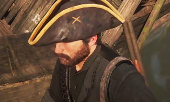 Red Dead Redemption 2 : le chapeau de pirate, voici comment le trouver