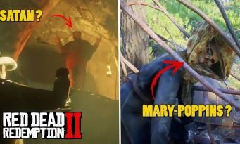 Red Dead Redemption 2 : l'aéronef et le disciple de Satan, voici comment les débusquer