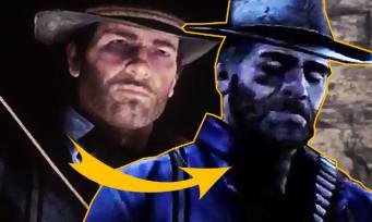 Red Dead Redemption 2 : un easter egg transforme Arthur Morgan en zombie, Undead Nightmare teasé ?