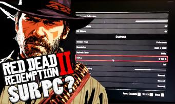 Red Dead Redemption 2 : une vidéo plutôt crédible montre le jeu tourner sur PC, info ou intox ?