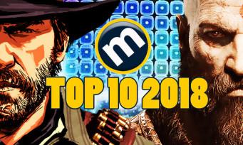 Metacritic : découvrez les 10 jeux les mieux notés par la presse en 2018