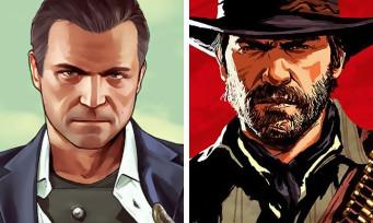 Rockstar : GTA 5 et Red Dead Redemption 2 cartonnent dans le monde entier, les derniers chiffres