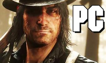 Red Dead Redemption 2 : les configurations PC sont là, 150GB d'espace requis pour jouer
