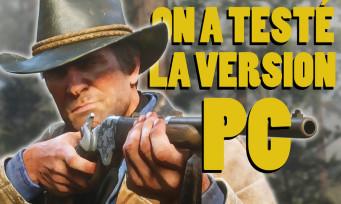 Red Dead Redemption 2 : on a testé le jeu sur PC, une version totalement sublimée ?