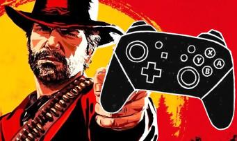 Red Dead Redemption 2 : ce que cache la manette Switch Pro dans le data-minage du jeu
