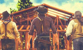Red Dead Redemption 2 : une sortie en vinyle EP pour la chanson The Housebuilding