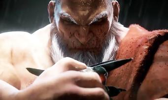 Redeemer : un trailer de lancement ultra brutal, les fans de God of War vont adorer