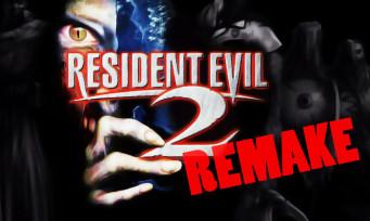 Resident Evil 2 Remake : plein de nouvelles infos fuitent et l'horreur s'annonce sublime