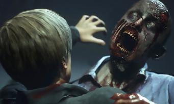 Resident Evil 2 : Capcom promet que le remake va nous faire flipper