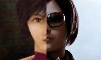 Resident Evil 2 : quelques images comparatives ahurissantes, Ada a bien changé