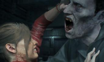 Resident Evil 2 : le remake met la pression avec des nouvelles images toujours aussi alléchantes