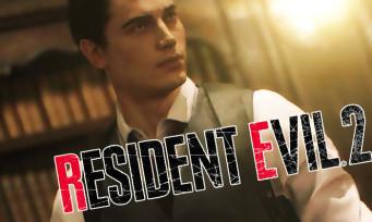 """Resident Evil 2 : Capcom montre le costume """"Noir"""" de Leon en vidéo, c'est vraiment classe"""