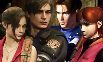 Resident Evil 2 : les costumes originaux de Leon et Claire en vidéo, ce ne seront pas des DLC !