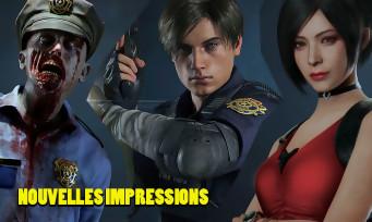 Resident Evil 2 : on a passé 4h avec Ada Wong et les zombies, le grand retour du vrai survival horror ?