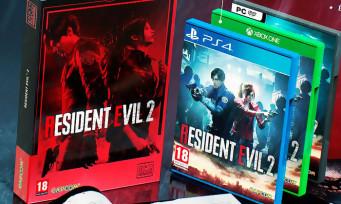 Resident Evil 2 : une bien belle édition collector et limitée chez Pix'n Love, premières images
