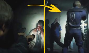 Resident Evil 2 : un mod permet d'avoir des caméras fixes comme dans le jeu original