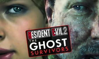 """Resident Evil 2 : le DLC gratuit """"Ghost Survivors"""" est dispo, un trailer sauvage pour fêter ça"""