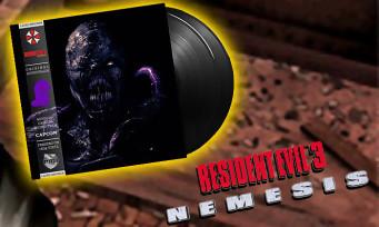 Resident Evil 3 : l'OST mythique du jeu de 1999 arrive en vinyles !