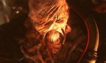 Resident Evil 3 : un tout nouveau trailer et une tonne d'images, le Nemesis met la pression