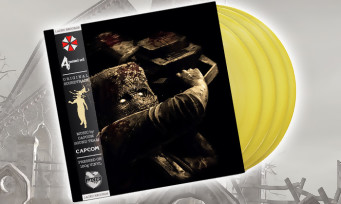 Resident Evil 4 : l'OST présente son arrivée sur vinyles, les images