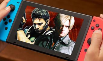 Resident Evil : la Switch va bientôt accueillir les opus 5 et 6, un trailer plein de frissons