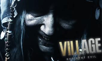 Resident Evil 8 Village : château, loup-garou et sorcière, un premier trailer puissant sur PS5
