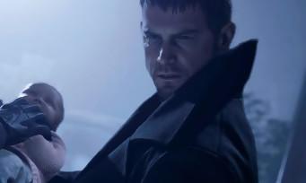 Resident Evil 8 Village : un collector à 1500€, y a le manteau de Chris Redfield dedans