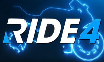 RIDE 4 : le jeu annoncé avec un premier teaser bien classe, c'est pour 2020