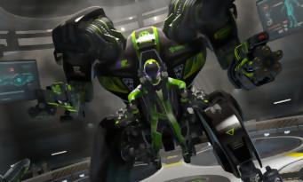 RIGS : le nouveau jeu VR des créateurs de Killzone Mercenary fait le show à la GDC 2016
