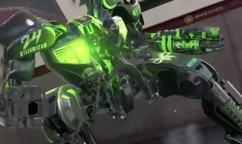 RIGS : le prochain jeu de Guerrilla pour le PlayStation VR, s'offre un trailer à la Paris Games Week