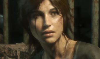 Rise of The Tomb Raider : Lara Croft s'éveille dans une nouvelle vidéo