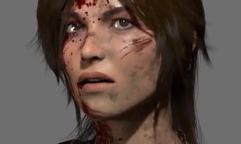 Rise of The Tomb Raider : une vidéo qui montre la modélisation, les textures et les expressions de Lara Croft