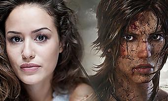 Rise of the Tomb Raider : Alice David explique pourquoi elle a accepté de doubler une 2ème fois Lara Croft