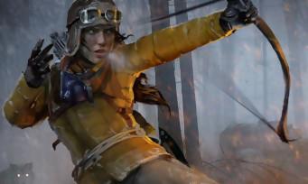 """Rise of the Tomb Raider : le DLC du mode """"Endurance"""" est dispo et se présente en vidéo"""