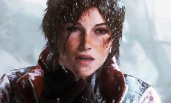 Rise of the Tomb Raider : un long trailer de lancement pour fêter la sortie du jeu sur PS4