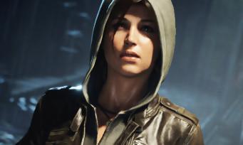Rise of the Tomb Raider : la version PS4 s'offre un dernier trailer en français