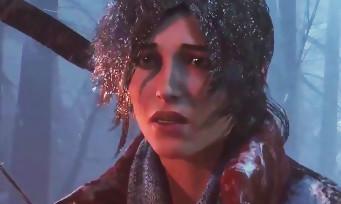 Rise of the Tomb Raider : une version boostée en 4K sur Xbox One X, la preuve en vidéo