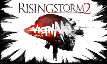 Rising Storm 2 Vietnam : un premier trailer de gameplay où ça tire dans tous les sens
