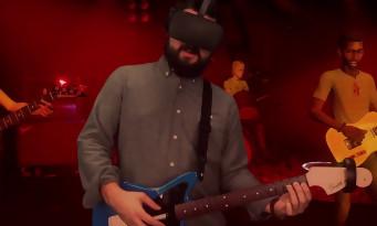 Rock Band Vr La Date De Sortie Du Jeu Devoilee Dans Un Nouveau Trailer