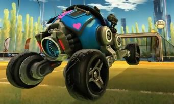 """Rocket League : le trailer des Game Awards 2016 dévoile l'arène """"Starbase ARC"""""""